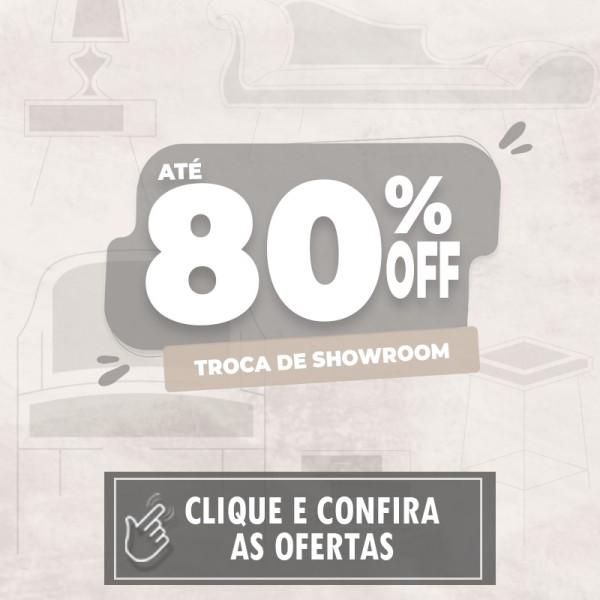 CONFIRA AQUI AS OFERTAS COM ATÉ 80% OFF