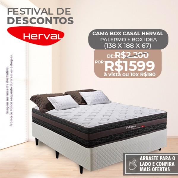 FESTIVAL DE DESCONTOS HERVAL