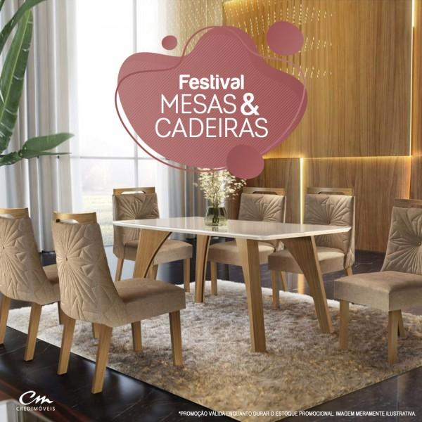 Festival Mesas & Cadeiras