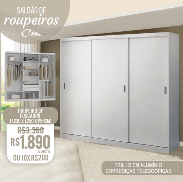 SALDÃO DE ROUPEIROS