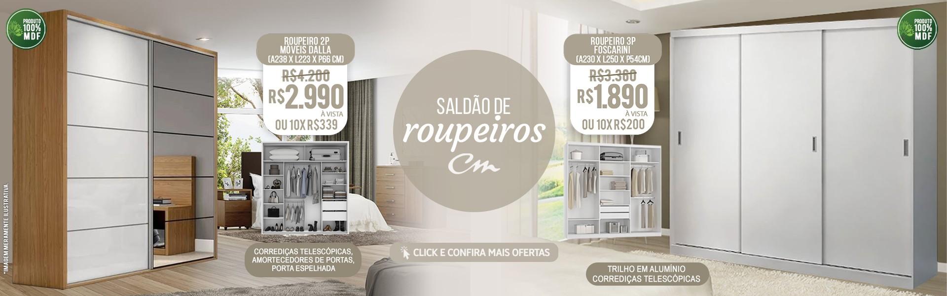 SALD?O DE ROUPEIROS