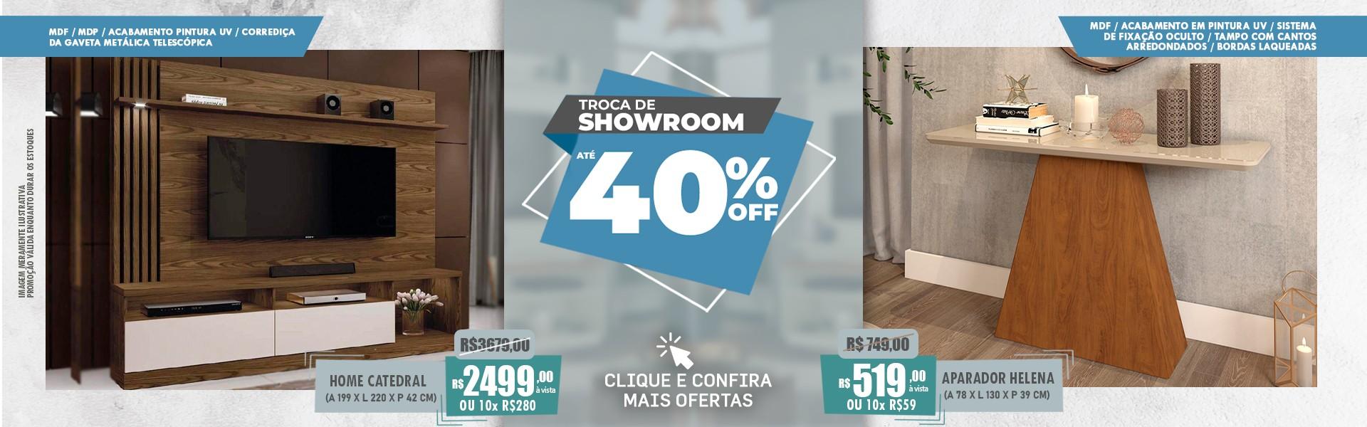 ÚLTIMA SEMANA DA TROCA DE SHOW ROOM! ?