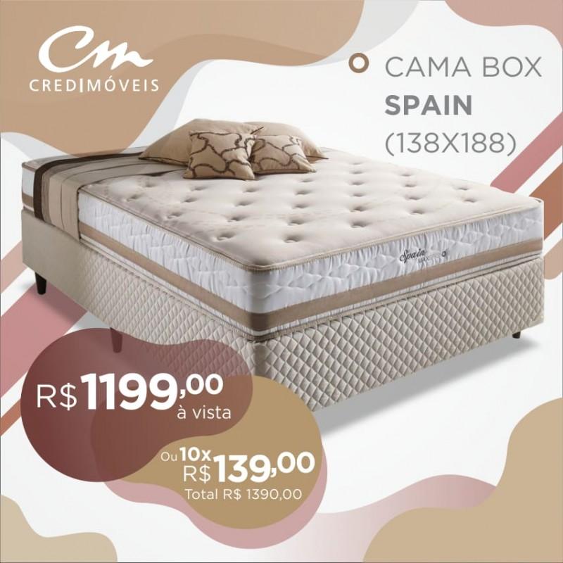 Cama Box Herval Spring